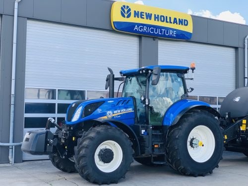 New Holland T7.245 AutoCommand