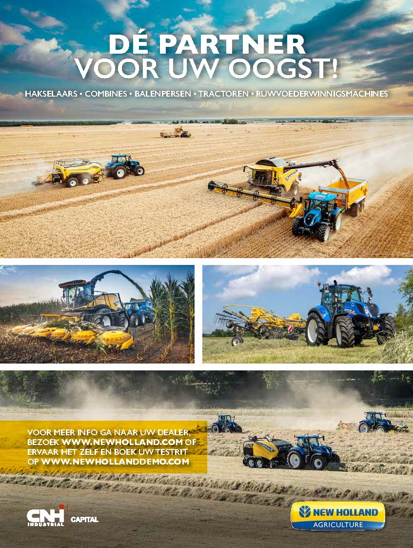 New Holland is de graslandspecialist van Nederland