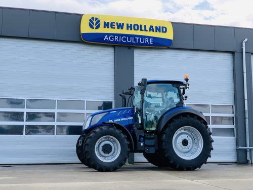New Holland T5.140 Dynamic Command demo